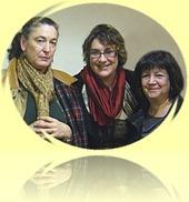Blanca Casado, María Zozaya, Clara Herrera