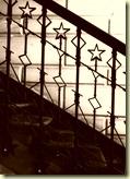 Escalera de la entrada