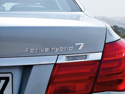 2009 BMW 7 ActiveHybrid