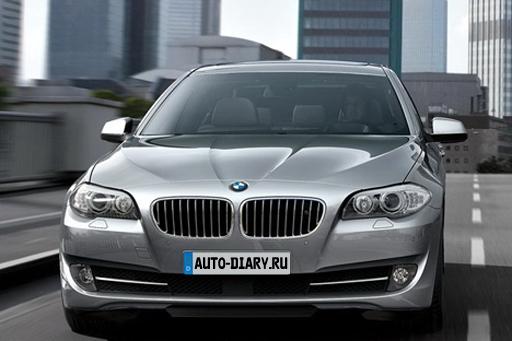 2011 BMW 5 серии седан
