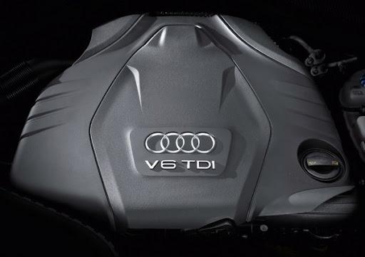 Audi Q7 V6 3.0 TDI