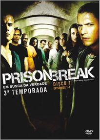 Prison Break 3 temporada