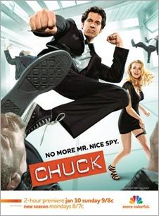 Chuck 3 temporada Dublada