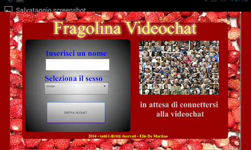 Fragolina Videochat- screenshot thumbnail