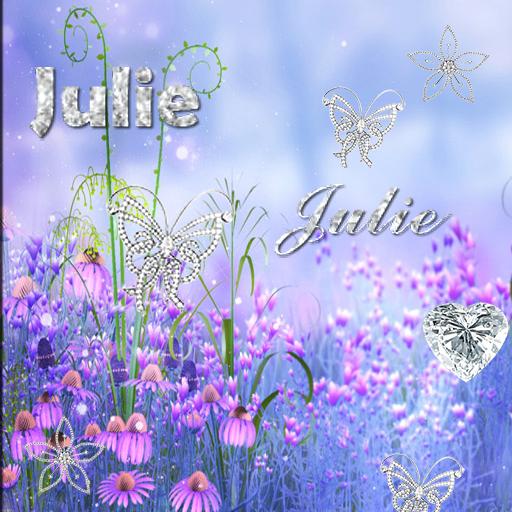 Julie Diamonds LOGO-APP點子