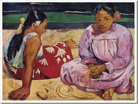 paul gauguin taiti