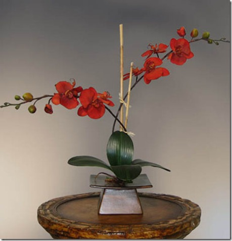 ikebana decor