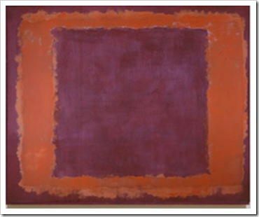 mark rothko abstrato contemplativo