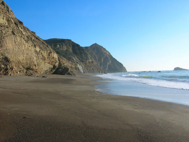 Alamere Falls and Wildcat Beach