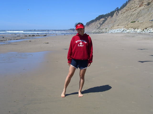 Serena on Waddell Beach