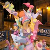 Falla infantil Sant Vicent-Periodista Azzati 2011