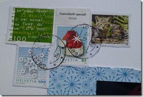 IAN NATALE 2010 francobolli