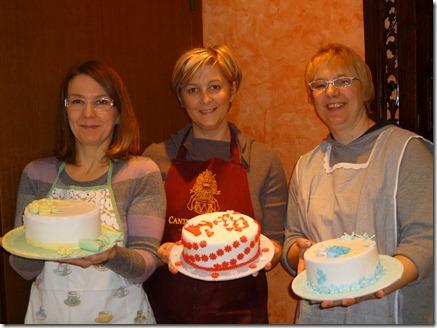 tre sorelle tre torte