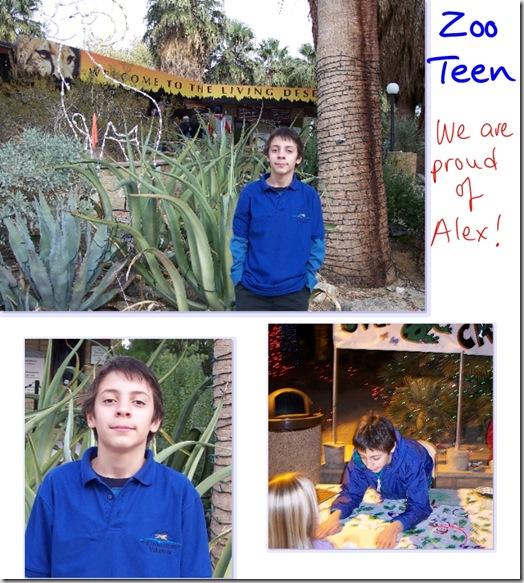 zoo teen