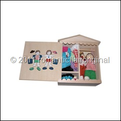 dress up puppet set 450