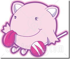 Clipart Illustration of a
