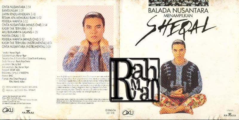 SHEQAL – BALADA NUSANTARA (1990)