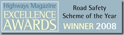 BikeWise - Winner of Highways Magazine Road Safety Scheme of the year - 2008