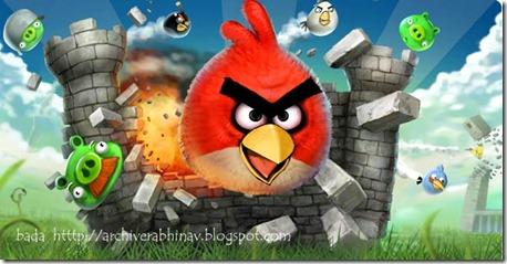 angrybird Bada