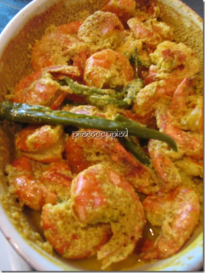 Steamed Prawns In Mustard, Poppy Seed Sauce Recipes — Dishmaps