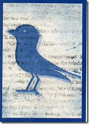 Hand-Carved Birdie