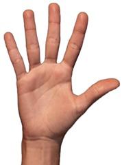 high-five
