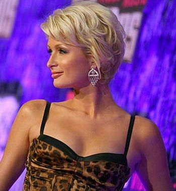 hairstyles for thin face. Elegant Short Messy Hairstyles Labels: Girl