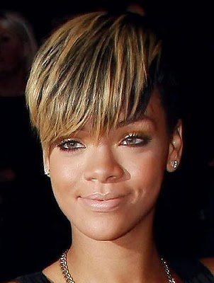 The most popular 2010 short hairstyles are the bob hairstyles.