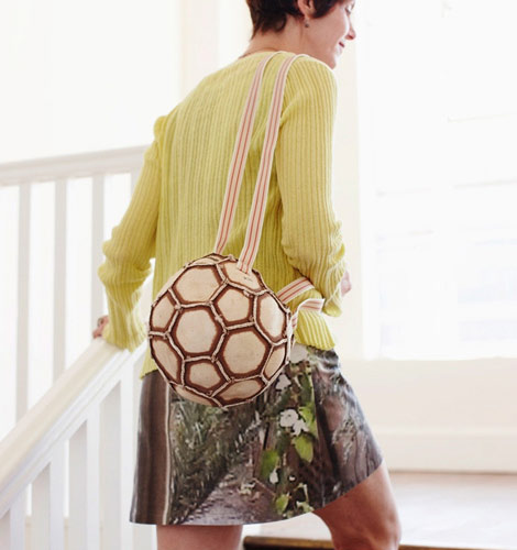 recycled soccer ball bag Soccer Ball Bag