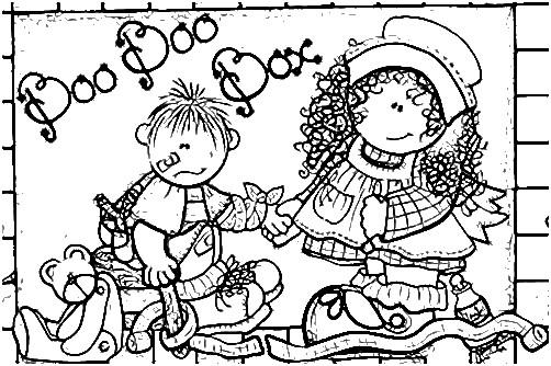 Cuadros country para niños - Imagui