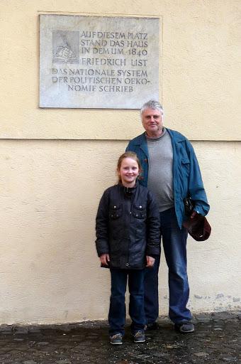 Schorsch und Carla in Augsburg