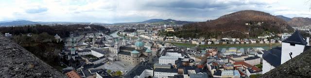 Salzburg-Panorama Nord
