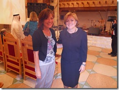 Debbie and Ambassador Jones