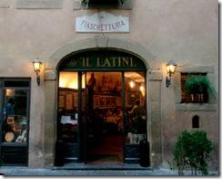Il latini restaurant 1