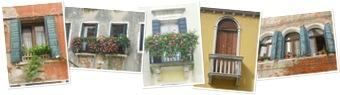 View Windows of Venice