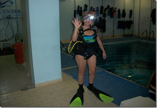 Scuba Pool 2