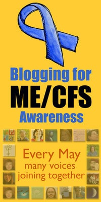 blogging for me & cfs awareness