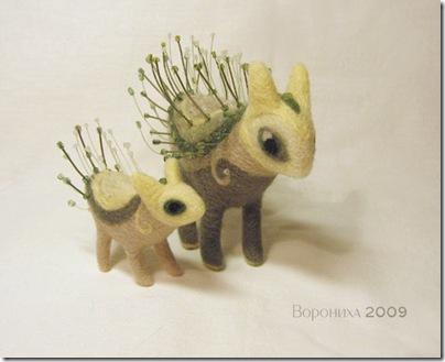 Младшие духи вербы