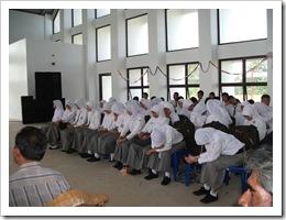 Perpisahan Siswa Kelas XII (Secgen Generation) dengan Keluarga Besar SMAN Pintar Kabupaten Kuantan Singingi2