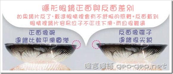 隱形眼鏡正反面-隱形眼鏡正反面怎麼分教學篇