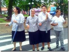 Domingo da Ressurreição Porto Feliz 200