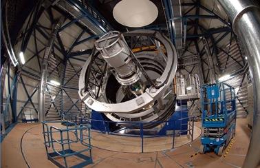 telescópio vista
