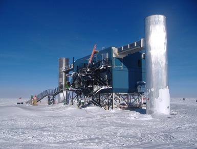 laboratório IceCube