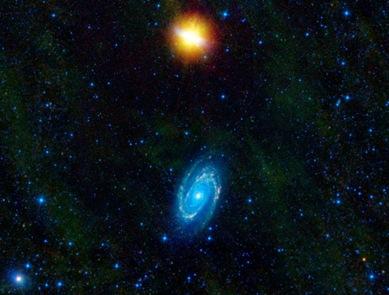 galáxias M81 e M82