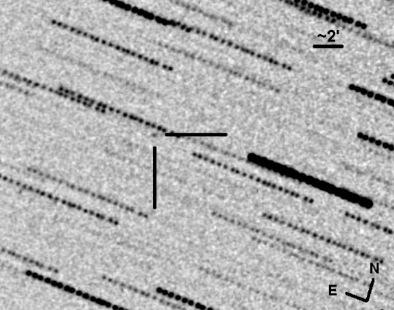 asteroide 2011 CQ1