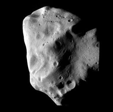 asteroide Lutécia