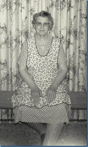 Grand Aunt Jesse Reinhard