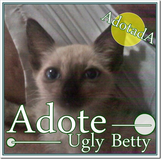 ADOTADA ugly betty