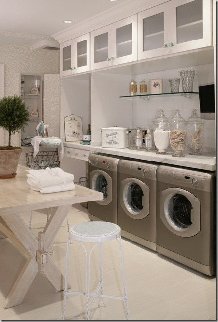 Things That Inspire: Laundry Rooms