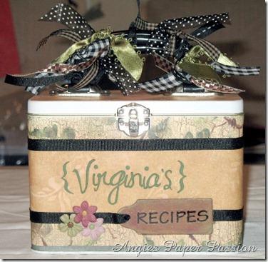 Recipe Box 1